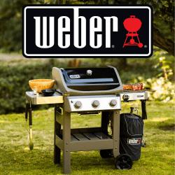 Weber BBQ's & Accessories