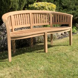 Relaxers, Recliners, Wooden Benches & Parasols